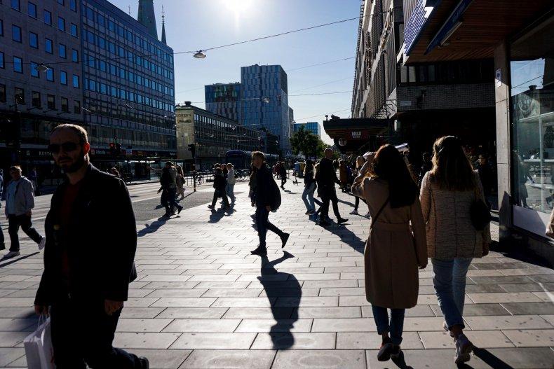 Stockholm COVID-19