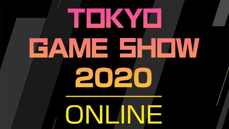 tokyo game show 2020 online logo
