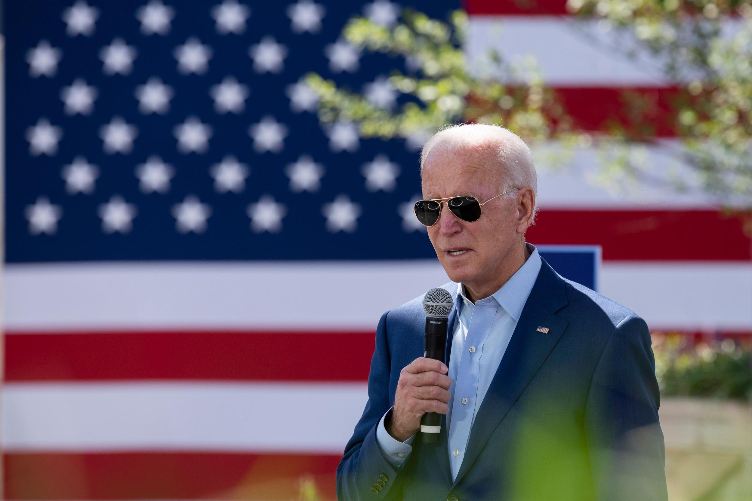 Joe Biden says DOJ has become Trump's 'private law firm'