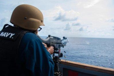 us, navy, caribbean, sea, venezuela