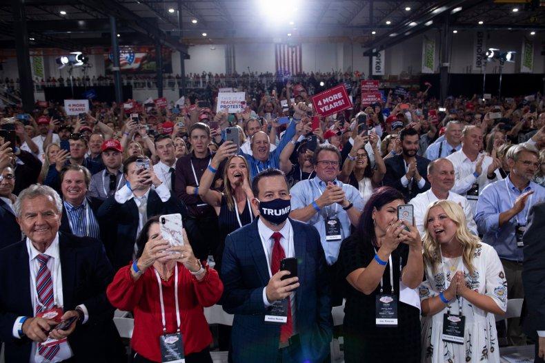 Trump Campaign Rally