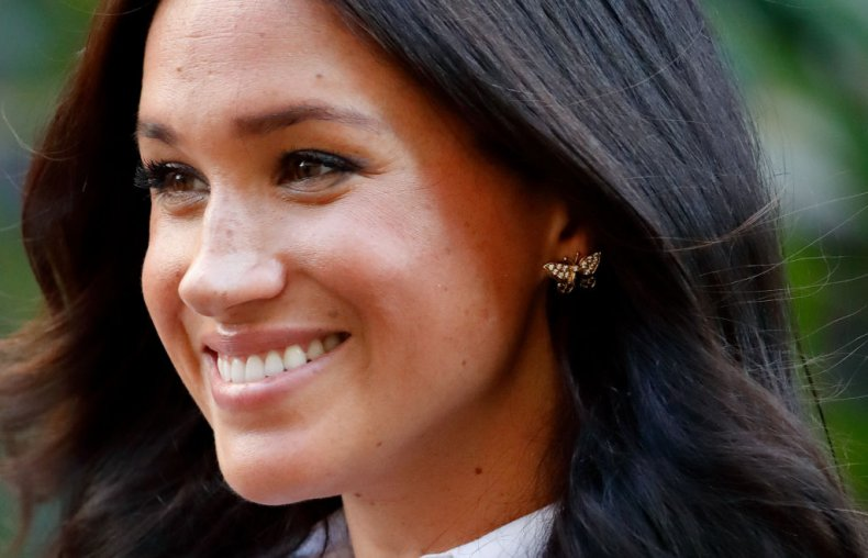 Meghan Markle, Smart Works Capsule Collection