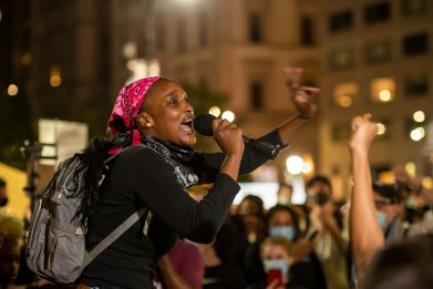 Breonna Taylor protest, New York City