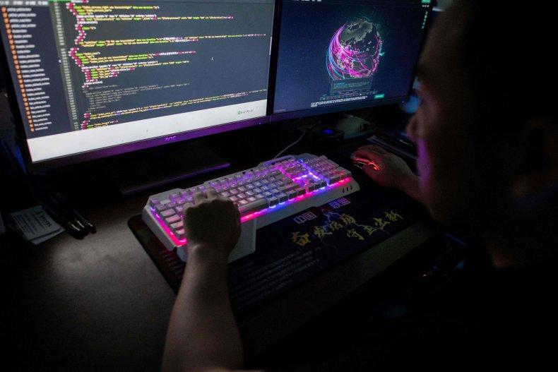 china, hacker, cybersecurity