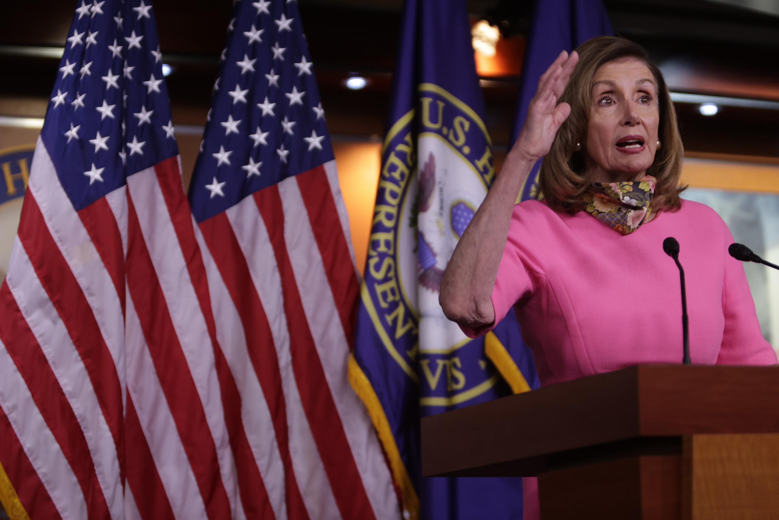 Mnuchin and Pelosi Revive Stimulus Talks as Democrats...