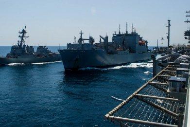 Navy Pentagon fleet ships boats unmanned