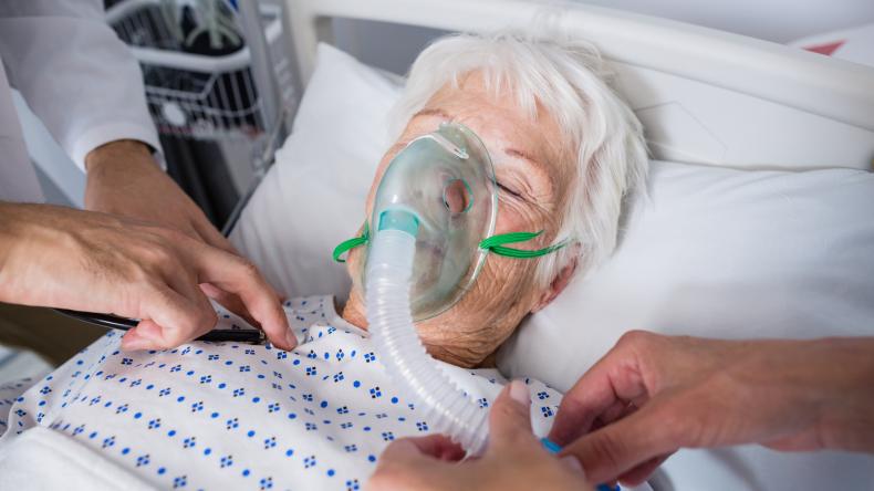 Newsweek AMPLIFY - COVID-19 Lung Damage