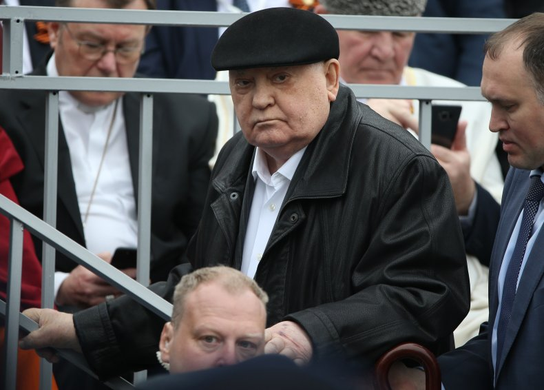 Mikhail Gorbachev, US, Russia, China, cold war