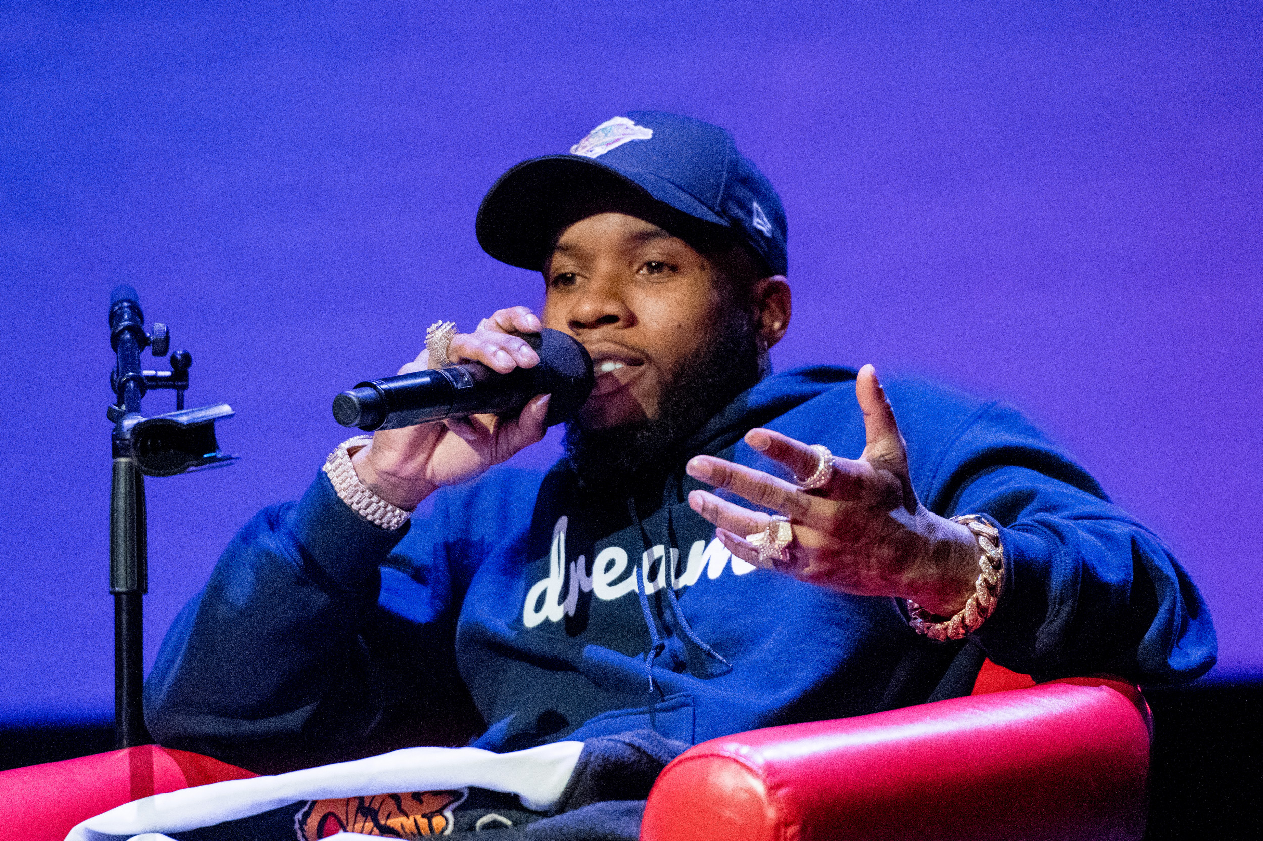 What Tory Lanez Says About Megan Thee Stallion Shooting On New Album Daystar