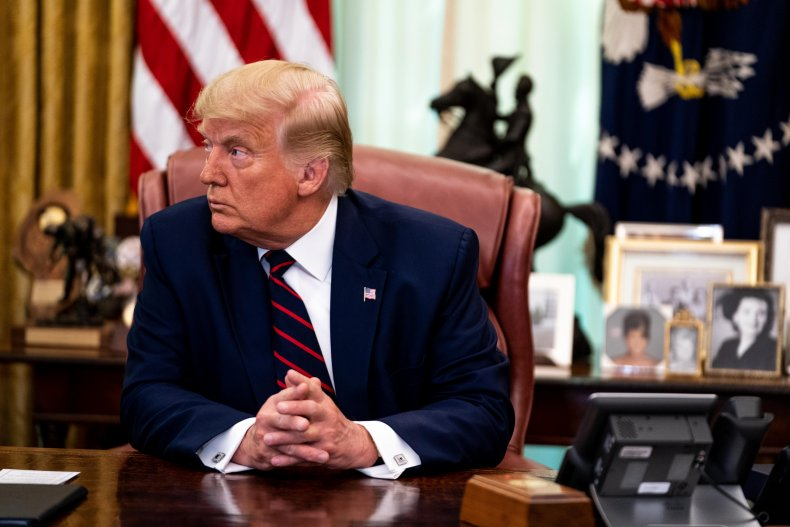 Donald Trump, lake, Kosovo, Serbia, rename, peace
