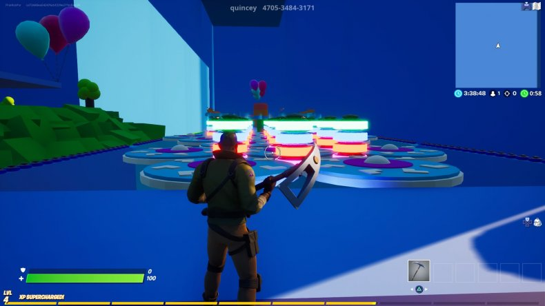 Why Is There A Line On Fortnite When I Run Fortnite Creative 5 Best Fall Guys Map Codes To Play With Friends
