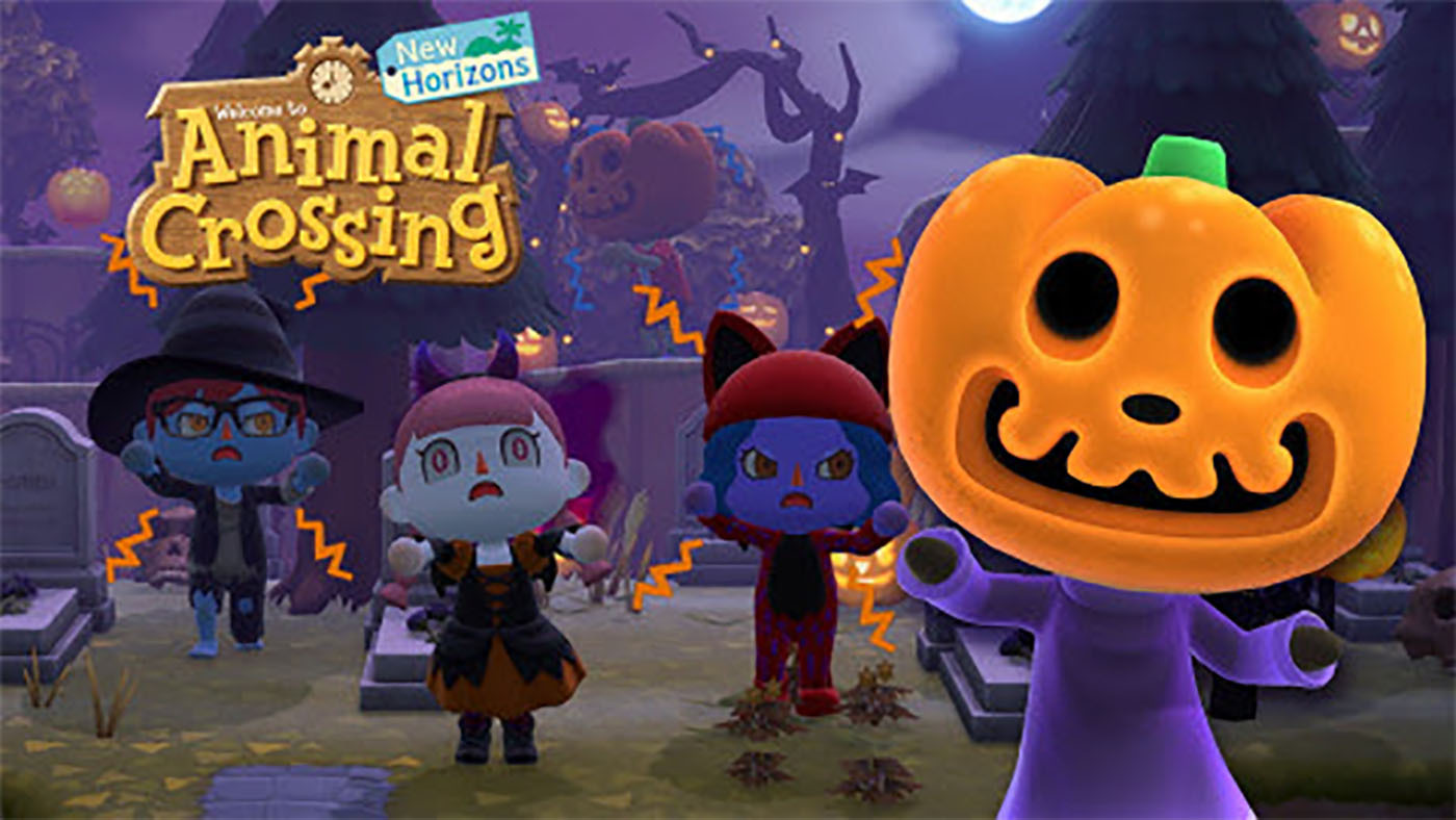 Follow the Animal Crossing: New Horizons Twitter for