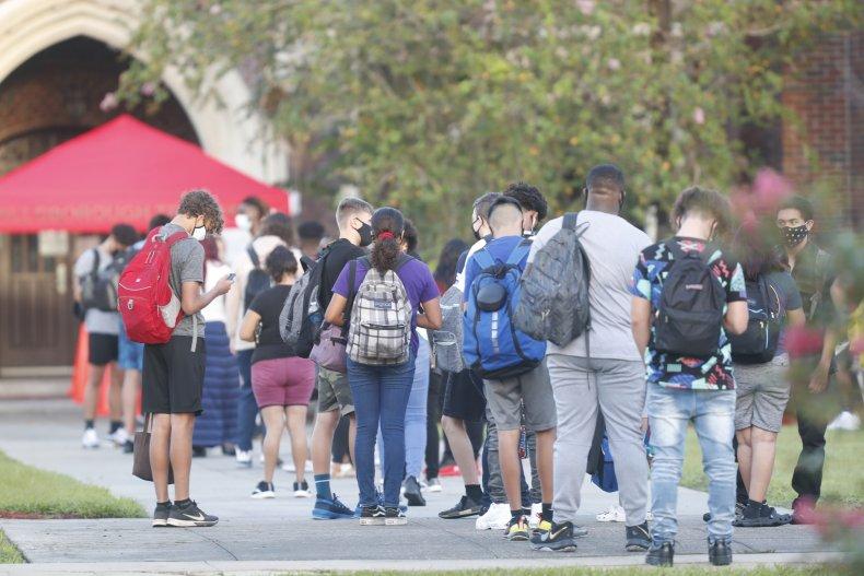 Florida schools reopen August 2020