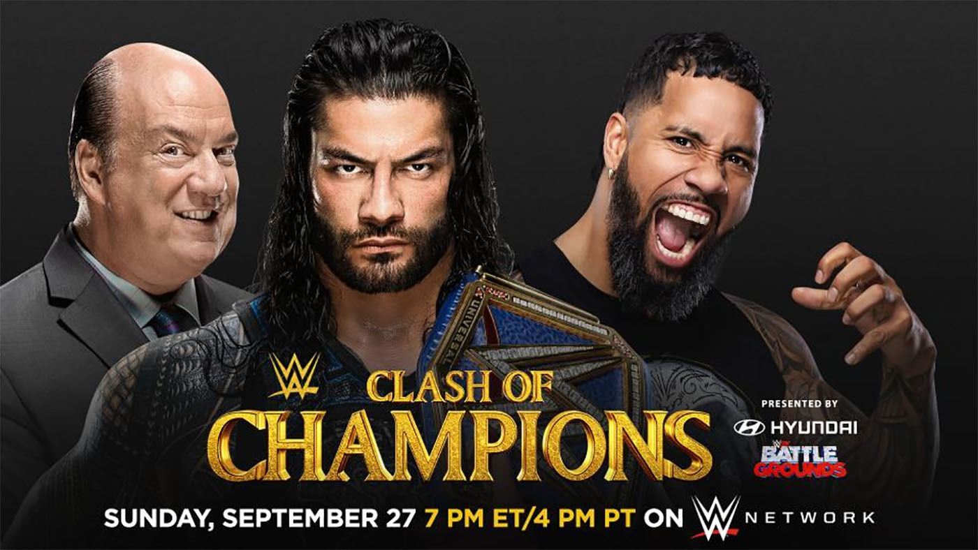 """WWE """"Clash of Champions"""" 2020: Start time, card and how to watch online"""