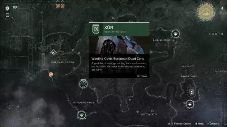 """Destiny 2"" Xur inventory September 25: Telesto and Citan's Ramparts"