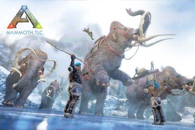 ark tlc 3 mammoth
