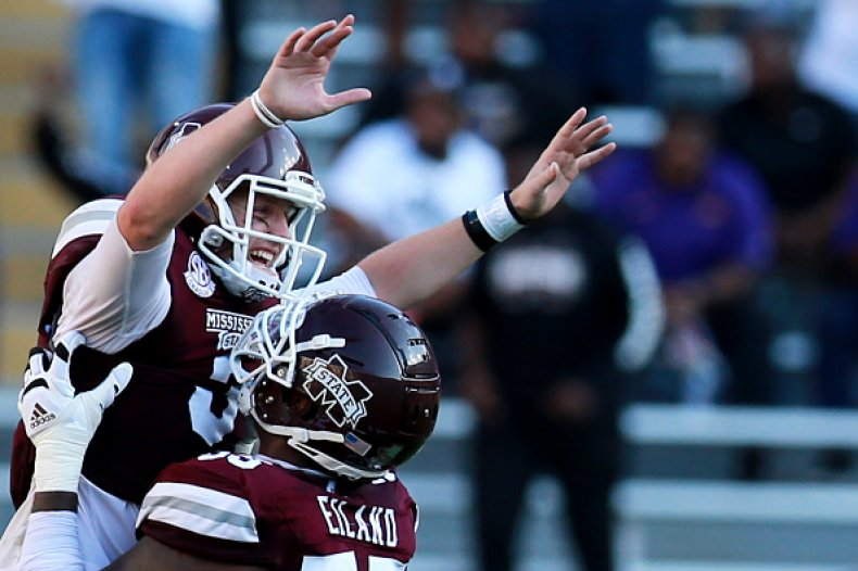 Mississippi State and K.J. Costello