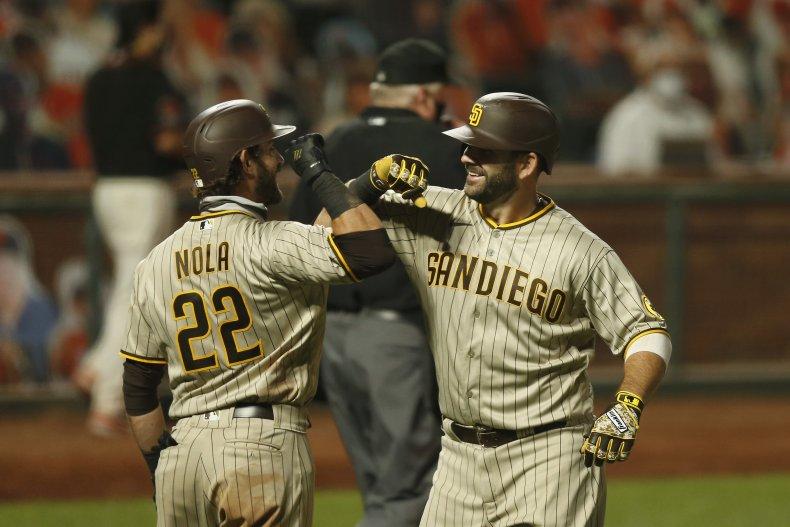 San Diego Padres, MLB