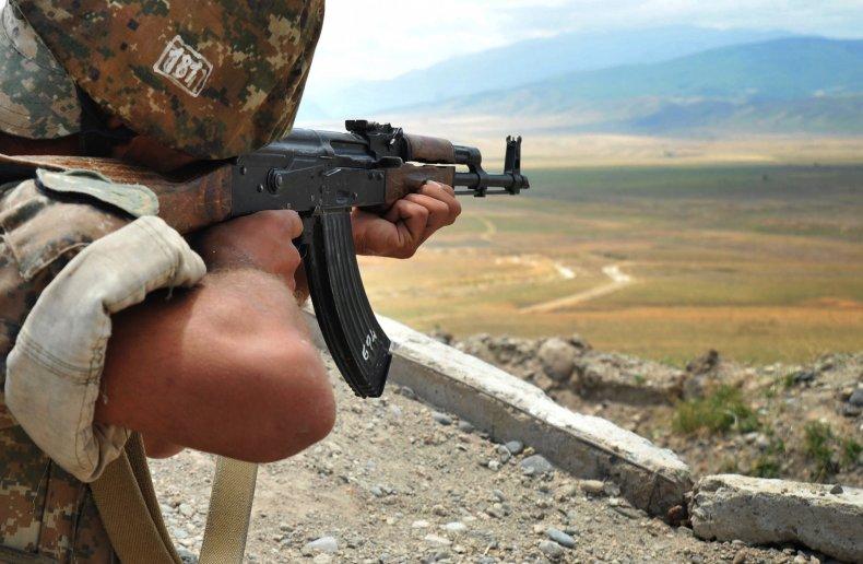 Armenia, Azerbaijan, Donald Trump, Nagorno-Karabakh, war