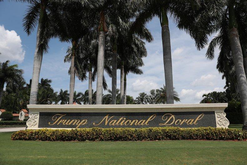 Trump golf, Trump Doral