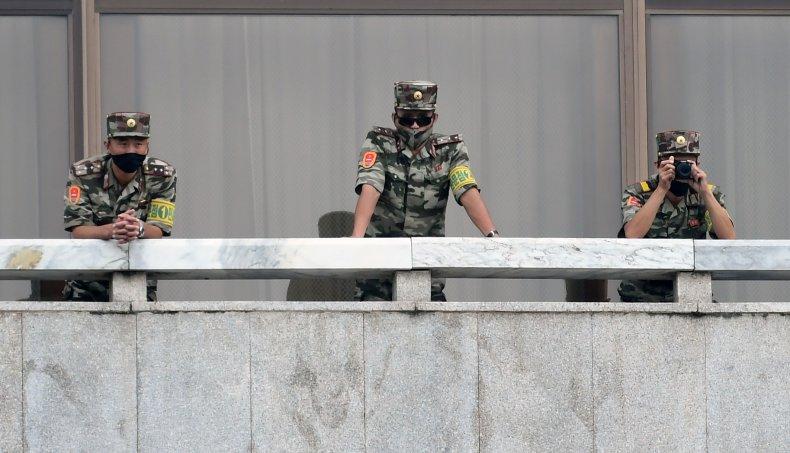 north Korea, South Korea official, killed, body