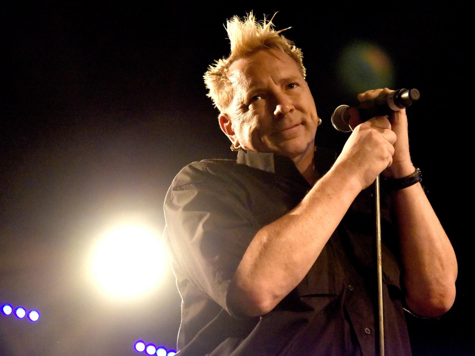 John Lydon's Trump Support Leaves Sex Pistols Fans Feeling Rotten