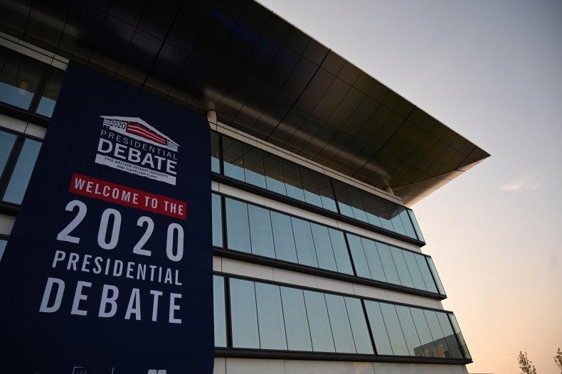 presidential debate - photo #13