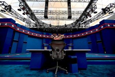 First Presidential Debate 2020