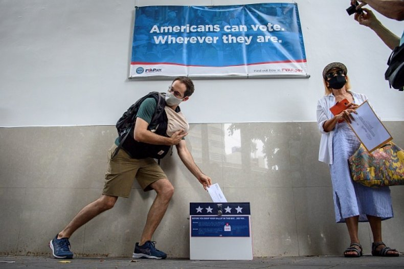 Abroad voting