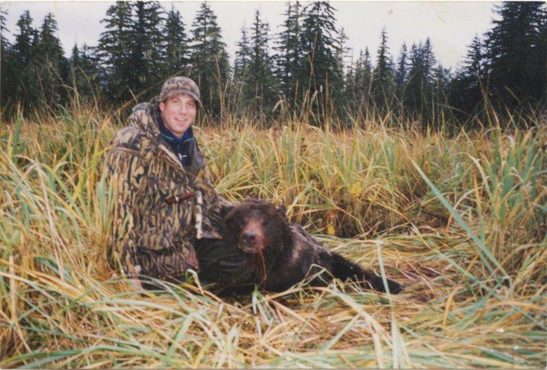 Dr. Al Gross, grizzly bear