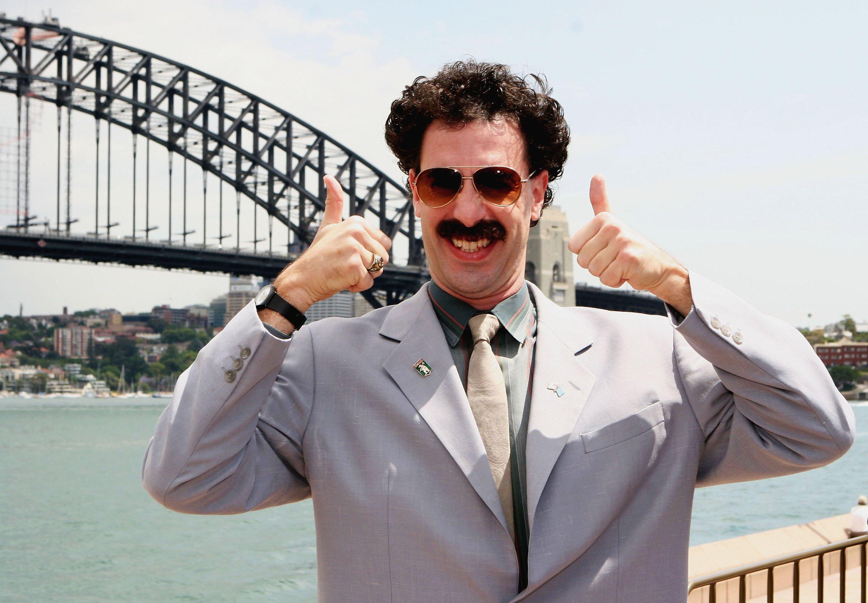 'Borat 2'—Everything We Know About Sacha Baron Cohen's Secret Sequel