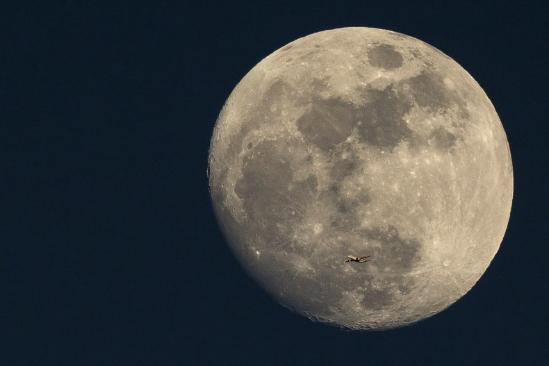 Moon Planet Star