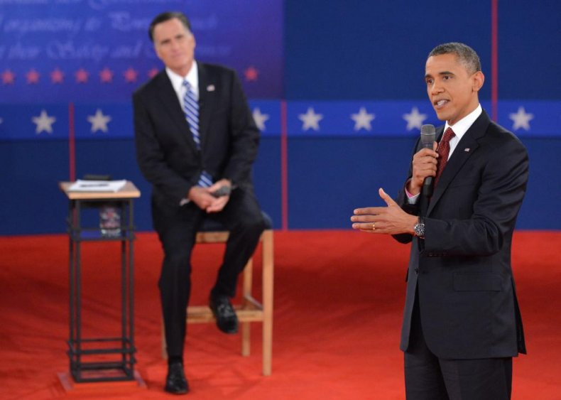 History of presidential debates