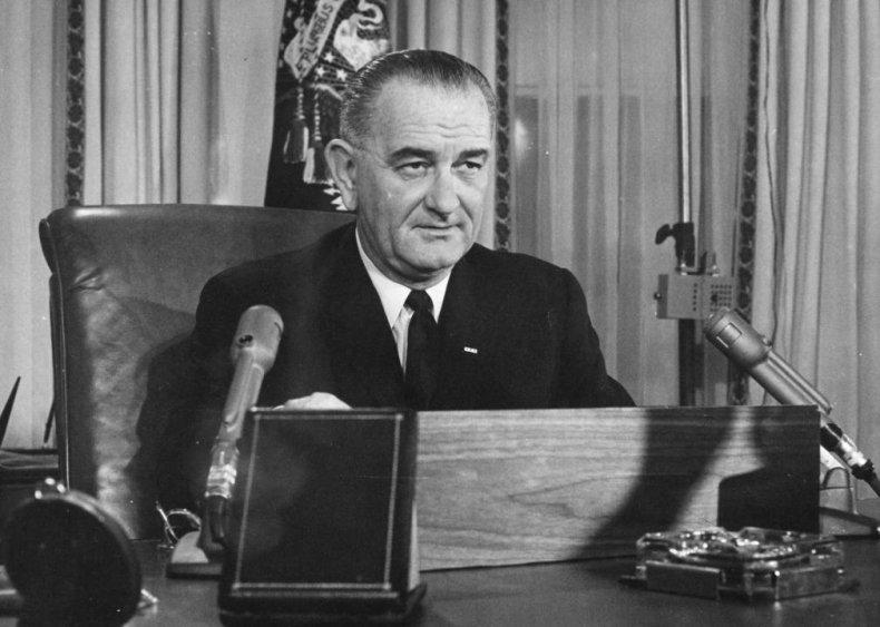 1964: Lyndon Johnson refuses to debate