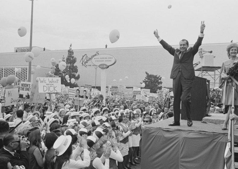 1968: Nixon won't debate