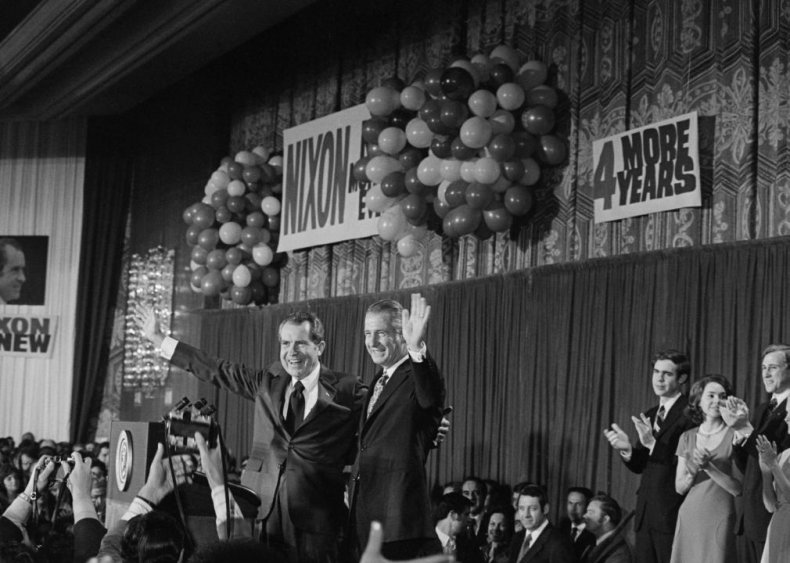 1972: Nixon refuses another debate