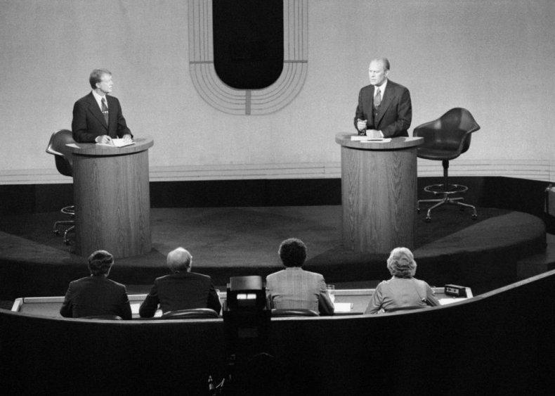 1975: League of Women Voters sets itself as '76 debate host