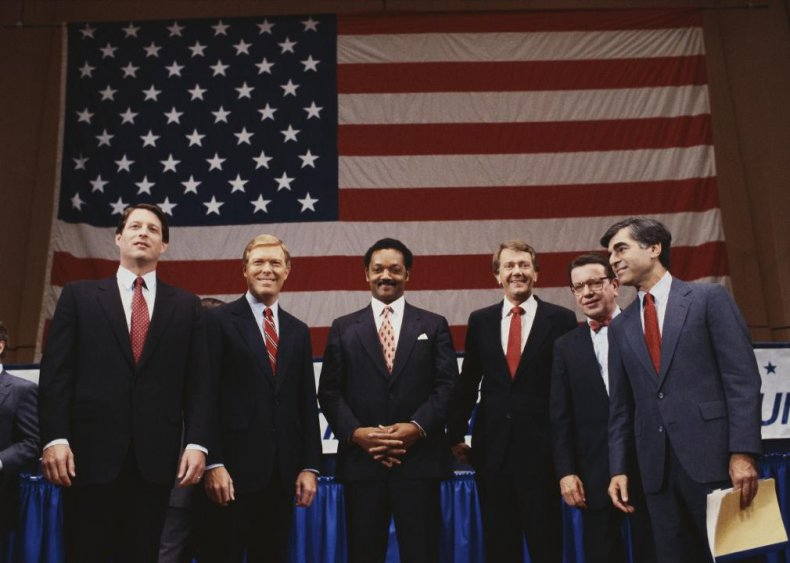 1988: Commission of Presidential Debates is new host