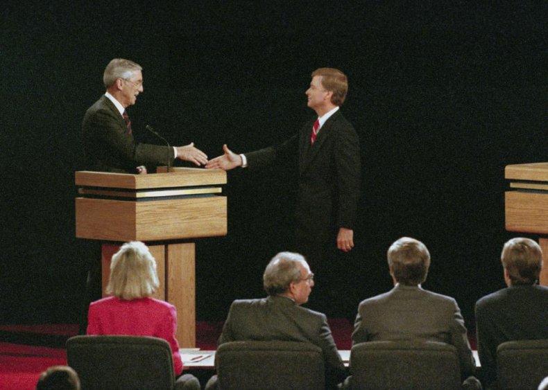 1988: The Quayle/Kennedy comparison flop
