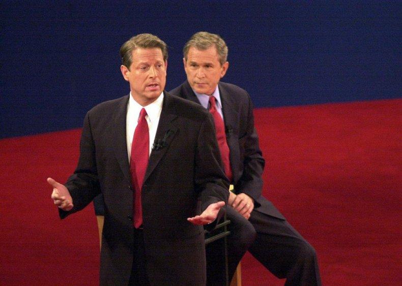 2000: Sen. John Kerry trashes debates