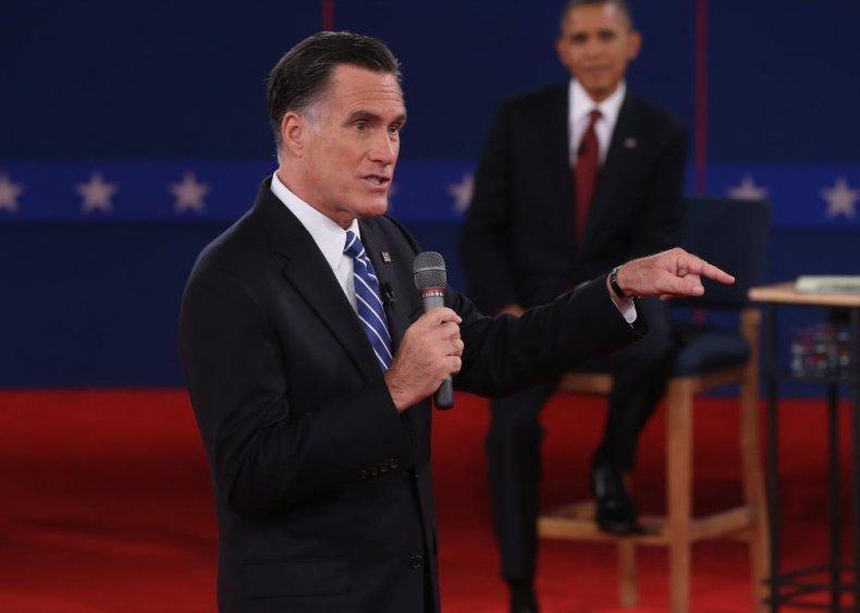 2012: Romney dominates