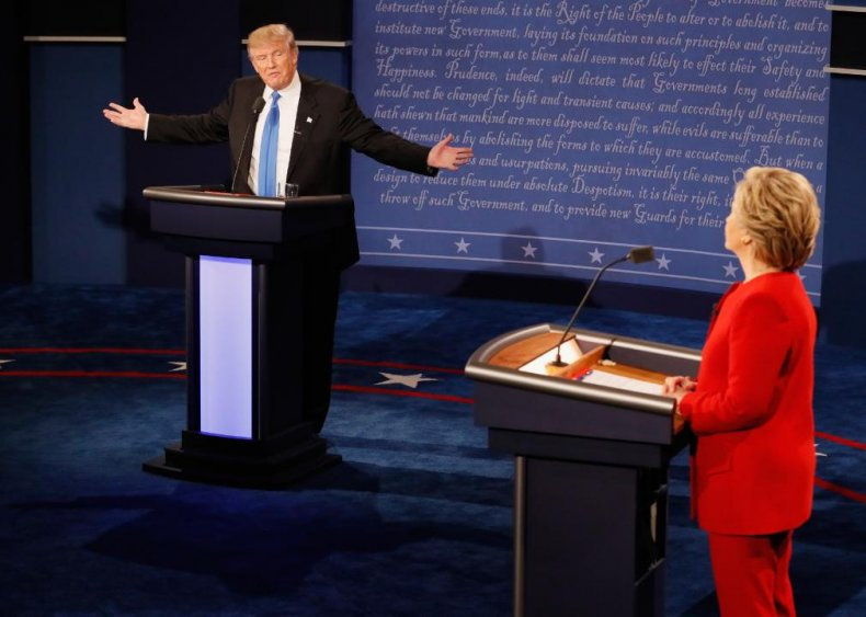 2016: Bullying on the debate stage