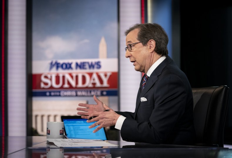 Chris Wallace Fox News Sunday