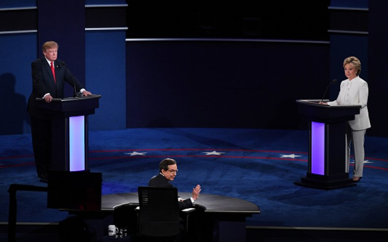Debate Chris Wallace