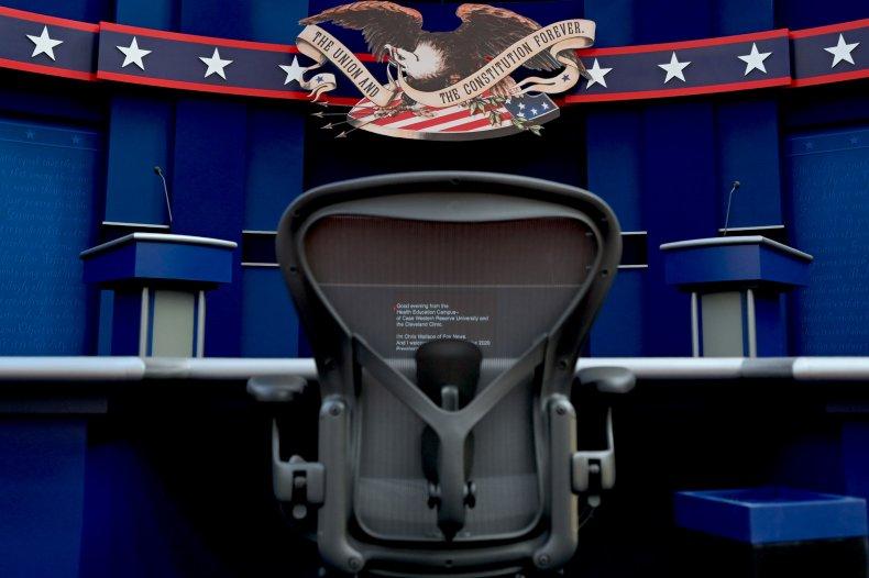 presidential debate - photo #20