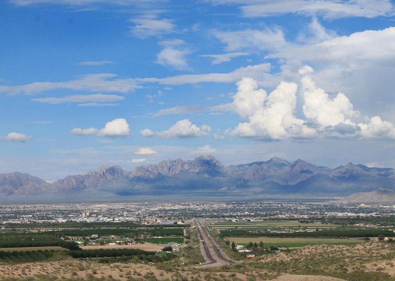 #48. Las Cruces, New Mexico