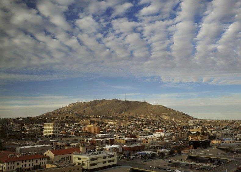 #44. El Paso, Texas