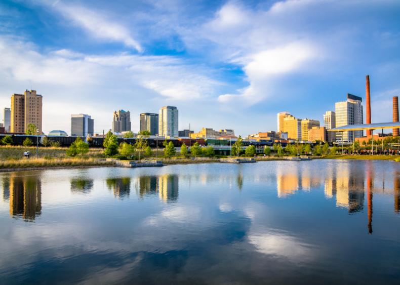 #43. Birmingham, Alabama