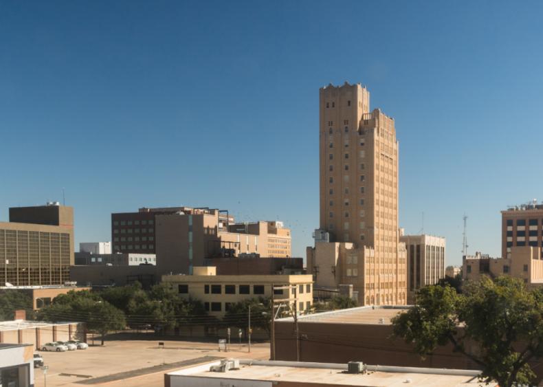 #40. Abilene-Sweetwater, Texas