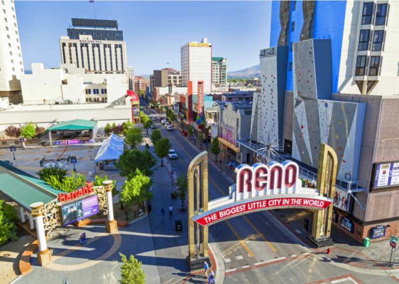 #38. Reno, Nevada